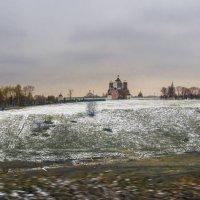 Свенский монастырь. Почти зимний пейзаж :: Дубовцев Евгений