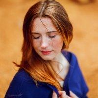 Рыжая истеричка. :: Юлия Скороходова