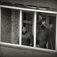 Балконных Дел Мастера. :: сергей лебедев
