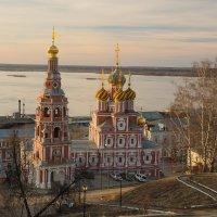 Строгановская (Рождественская) церковь. НН. 2 :: Андрей Ванин