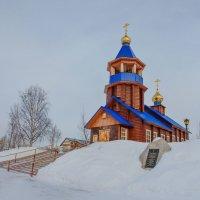 Церковь :: Алексей Тупицын