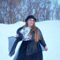 Зима :: Ольга Туманова