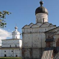 Храмы монастыря. Ферапонтово :: MILAV V
