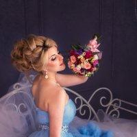 Blue Cloud :: Наталья Кирсанова