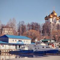 Апрельская флотилия :: Николай Белавин