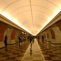 Станция Парк Победы :: Аlexandr Guru-Zhurzh