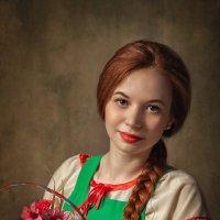 Русский стиль :: Olga Burmistrova