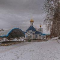 У подножия Царева кургана. :: Сергей Исаенко