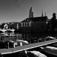 Швейцария Цюрих :: Максим Тураев