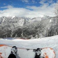 Горы.Снег.Сноуборд. :: petrovpetrg