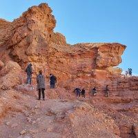 Красный каньон. Выход :: Минихан Сафин