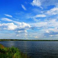 Облака :: Сергей Царёв