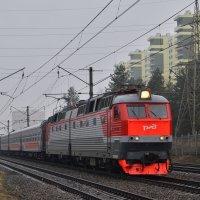 Электровоз ЧС7-228 :: Денис Змеев