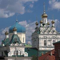 Троицкий монастырь. Пенза :: MILAV V