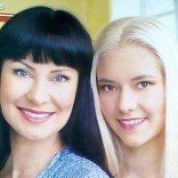 мать и дочь :: Иван