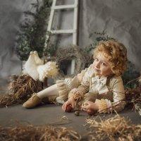 Постановочная детская фотография :: Анна Гостева