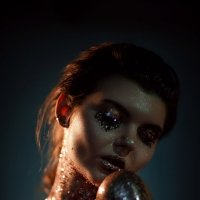 Ph: Таисия Орел  Md: Анастасия Колева  Mua: Юлия Сологубик :: Gloss Photostudio