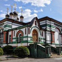 Церковь Иоанна Златоуста 1676-78 г. :: Анатолий Колосов