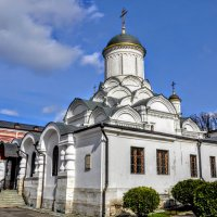 Собор Рождества Богородицы 1500-05 г. :: Анатолий Колосов