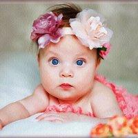 Ах,эти синие глаза :: Лидия (naum.lidiya)