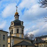 Церковь Николы в Звонарях, Рождественка, Москва :: Владимир Брагилевский
