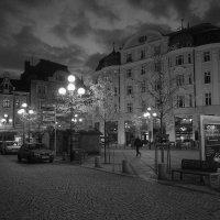 Кусочек ночной Чехии :: M Marikfoto