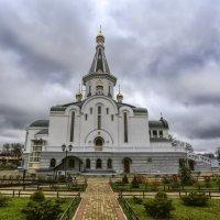 Храм Александра Невского :: Женечка Зяленая
