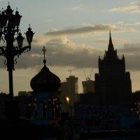 Вечер наступает.... :: Надежда Азарченко