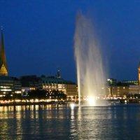 Ганзейский город Гамбург :: Андрей K.