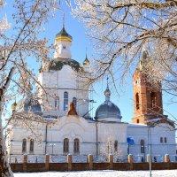 Свято-Ильинский храм :: Петр Заровнев