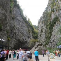 В Каменном Мешке в Абхазии. :: ВАЛЕНТИНА ИВАНОВА