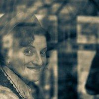 Через стекло :: Андрей Бондаренко