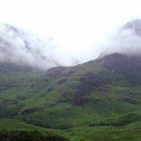 Долина Глен-Ко, Шотландия :: Марина Домосилецкая