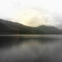 Озеро Лох-Линн, Шотландия :: Марина Домосилецкая