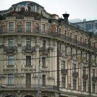 двое на крыше :: Олег Лукьянов