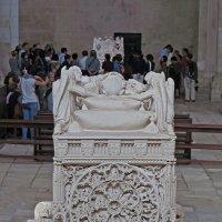 Педро I и Инеш в монастыре Алкобаса :: ИРЭН@ .