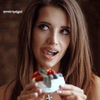 candy portrait :: Dmitriy DGol