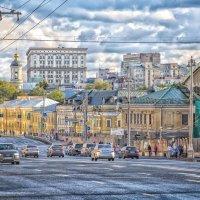 Городской пейзаж :: Игорь .