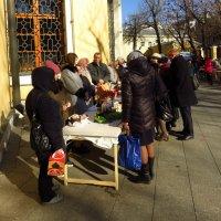 Накануне Светлого Христова Воскресения :: Андрей Лукьянов