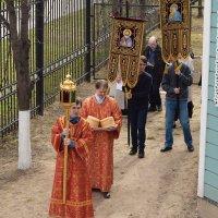Завершение крестного хода. :: Татьяна Помогалова