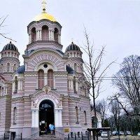Рига Кафедральный собор Рождества Христова :: Swetlana V