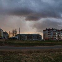 Предвестие бури :: Анатолий Клепешнёв