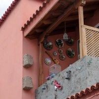 Балкон в деревне. Гран Канария :: Witalij Loewin
