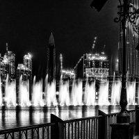 Embankment of the night city/набережная ночного города :: Dmitry Ozersky