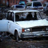 Грустный авто :: Виктор Соколов