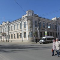 Самарский окружной суд :: Александр Алексеев