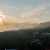 ..Поползновения облака... :: Ruslan