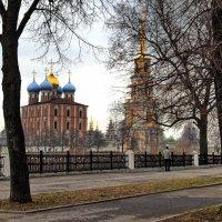 Прогулки по Рязанскому Кремлю. :: Лесо-Вед (Баранов)