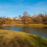 Усадьба Свиблово в Москве :: Alexander Petrukhin