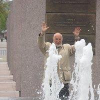 """Энергетический """"разговор"""" с водой - многомерным существом... :: Алекс Аро Аро"""